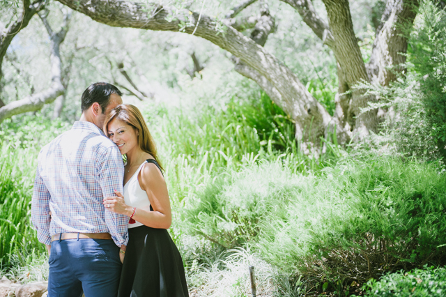 A Napa Valley vineyard proposal turned engagement session // photos by Jaime & Chase Photography: http://jaimeandchase.com || see more on https://blog.nearlynewlywed.com