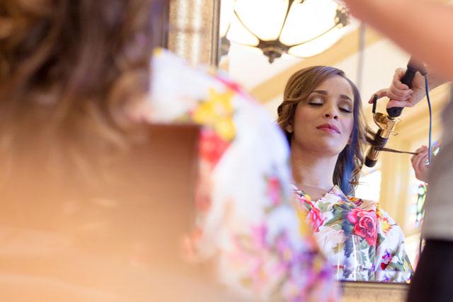 A romantic blush and sage wedding at Beringer Vineyards in Napa | Jeannie Guzis, Photographer: jeannieguzis.com