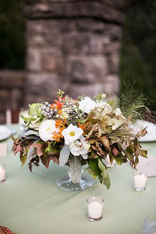 A gorgeous fall Cheekwood Botanical Gardens wedding in Nashville | Jen & Chris Creed Photographers: http://www.jenandchriscreed.com