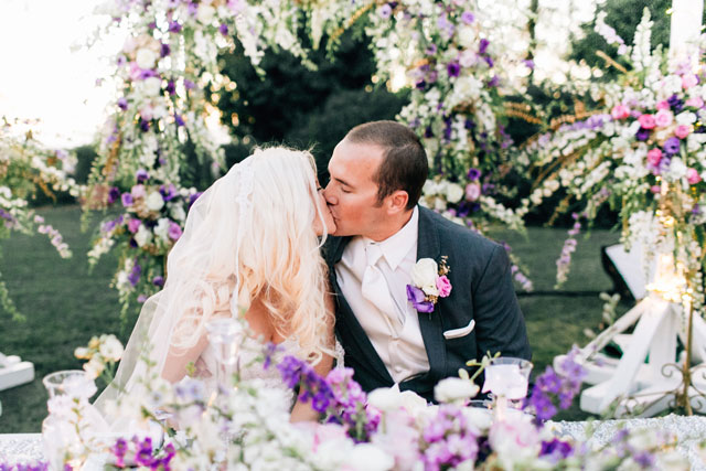 A Southern California sun-kissed wedding at Falkner Winery | Jenna Bechtholt Photography: http://www.jennabechtholt.com