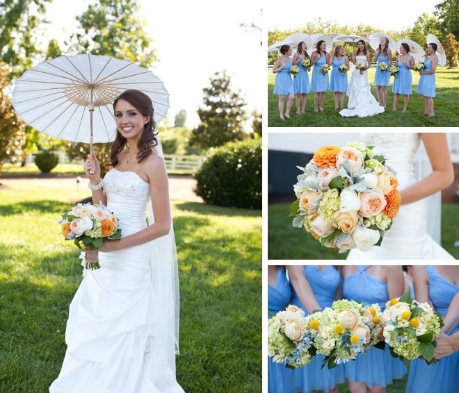 Mount Ida Farm Wedding by Jennifer Gulley Photography