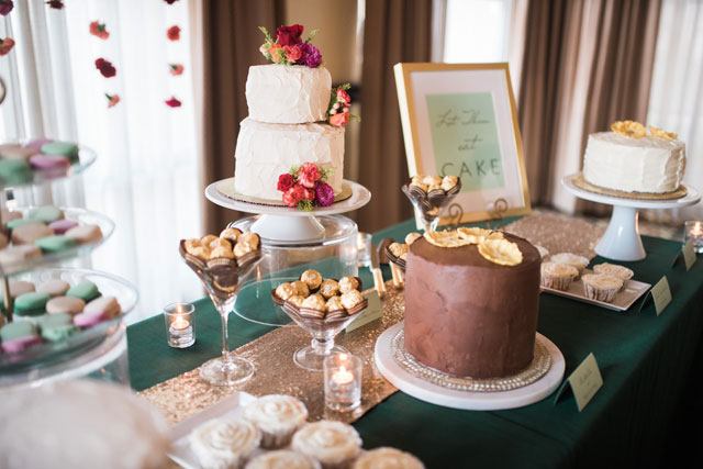 An intimate Santa Barbara wedding inspired by European elegance by Jennifer Lourie Photography
