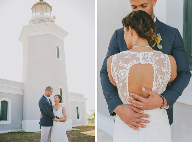 A day after session on the cliffs of Cabo Rojo by Jessica Charles Photography || see more on blog.nearlynewlywed.com