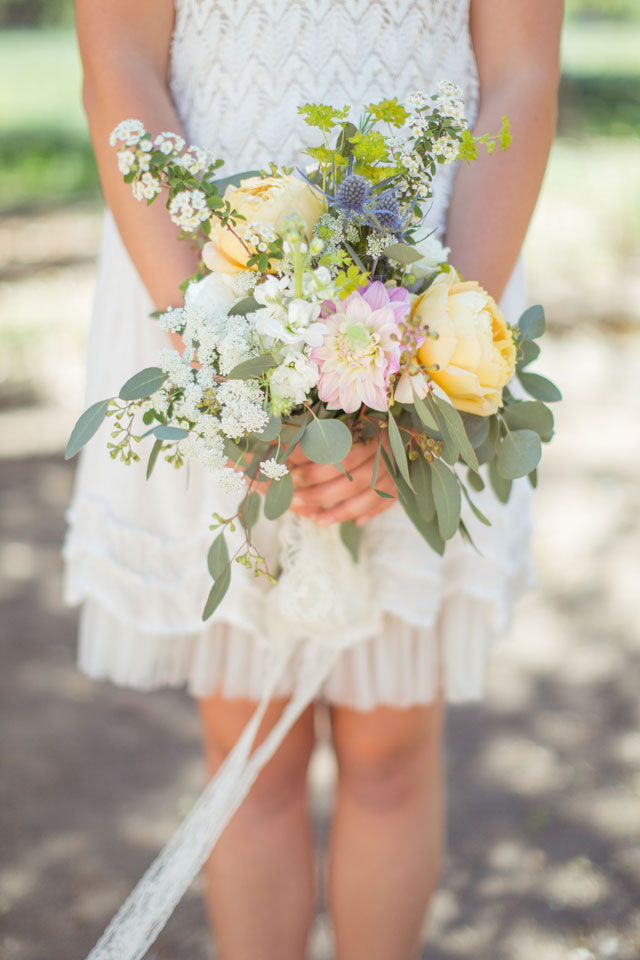 A comfortable and casual rustic wedding in all white in Santa Barbara   Jessica Fairchild Photography: http://jessicafairchild.com   Tyler Speier Events: http://www.tylerspeier.com