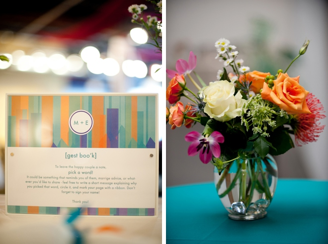 A Colorful Hot Air Balloon-Themed Wedding by Jessica Maida Photography on ArtfullyWed.com