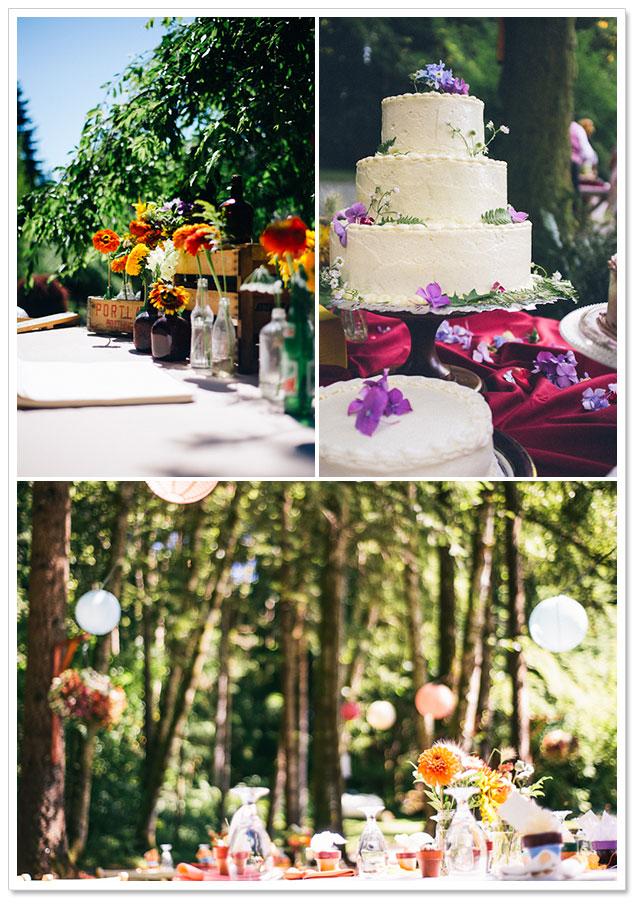 DIY Farm Wedding by Jesse Holland Photography on ArtfullyWed.com