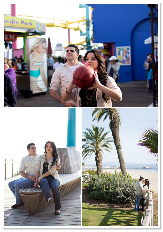 Olvera Street Engagement Session by Johnny Jaquez Photography on ArtfullyWed.com