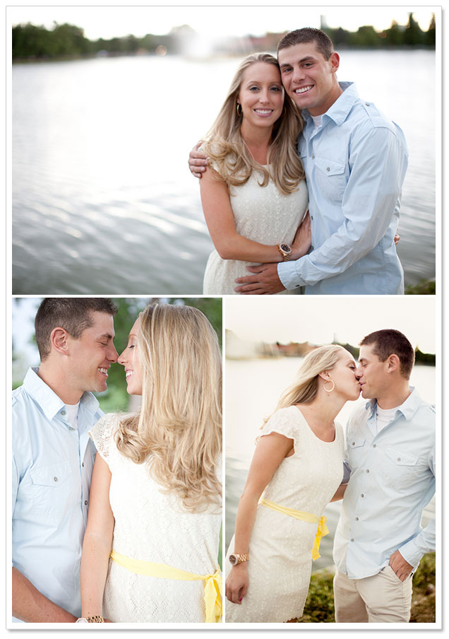 Champagne Engagement Session by JM PhotoArt on ArtfullyWed.com