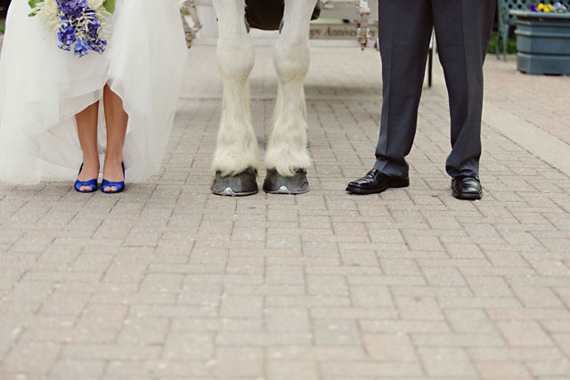 A classic spring wedding at Spindletop Hall in Lexington with blue details and a horse-drawn carriage // photos by Julie Roberts Photographic Artist: http://www.julierobertsphoto.com || see more on https://blog.nearlynewlywed.com