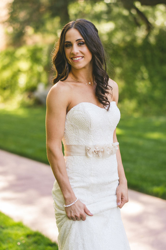 A romantic vintage estate wedding in California with an elegant palette of sage and ivory   Justice Photography: http://www.JusticePhoto.com