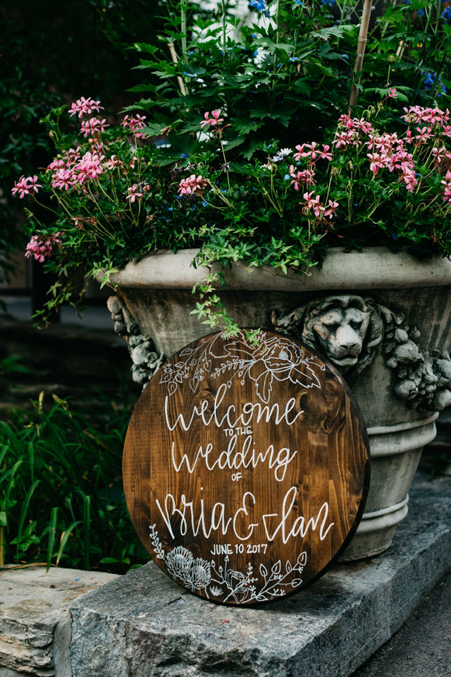 A bohemian fairy tale wedding in Philadelphia at a local arboretum by Justin Johnson Photography and Mallory Weiss Planning