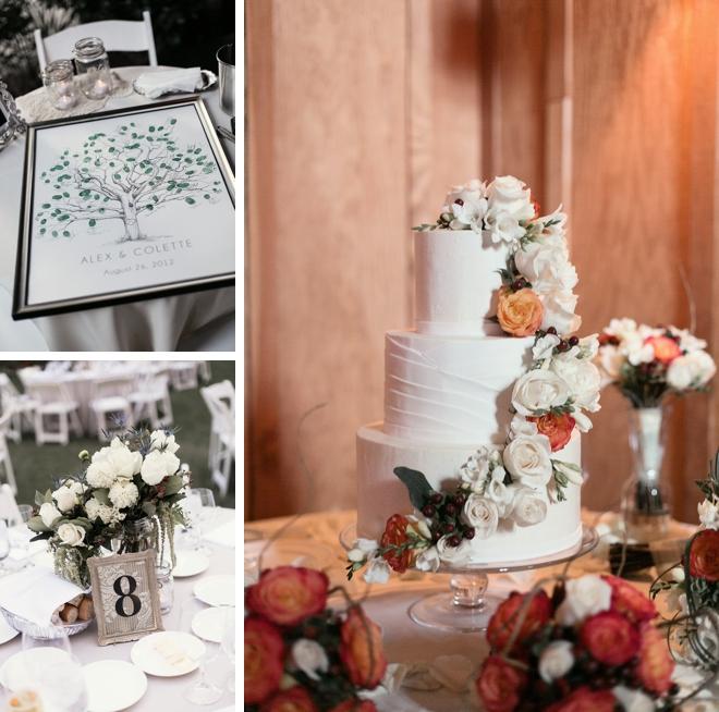 Elegant Nestldown Wedding by K and K Photography