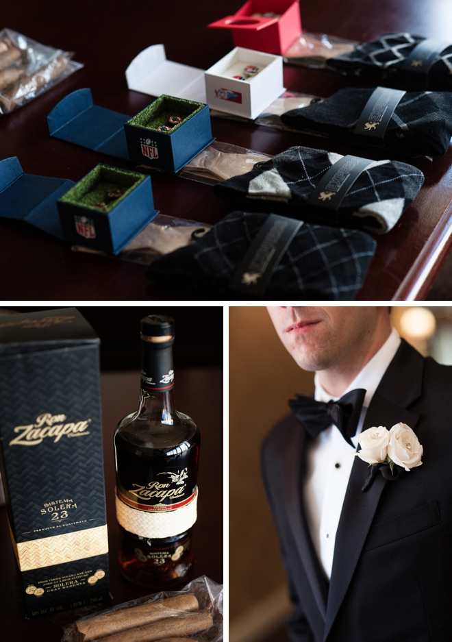 Elegant gold, champagne and black wedding by K and K Photography || see more at blog.nearlynewlywed.com