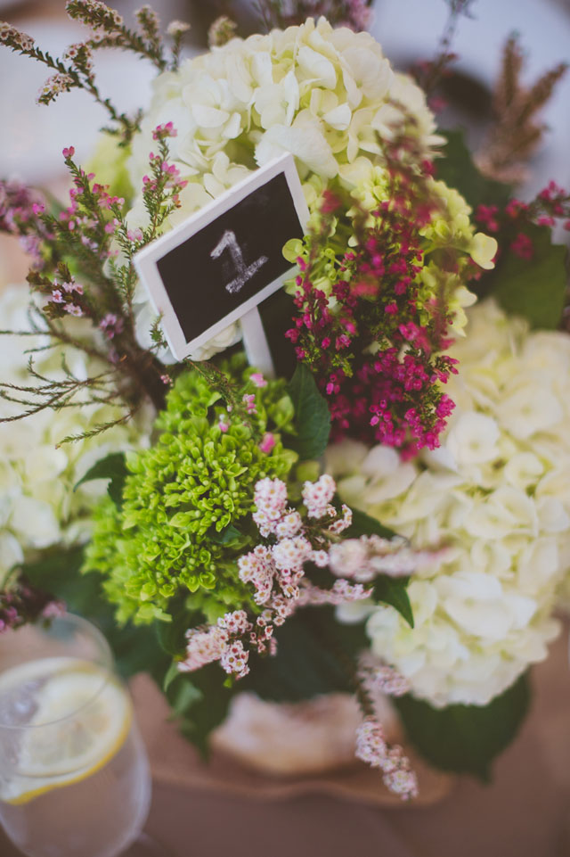 A charmingly rustic and romantic summer wedding at a New England dairy farm | Katie Slater Photography: http://katieslaterphotography.com