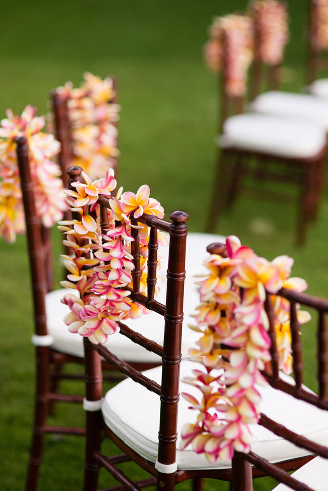 An elegant pastel island wedding in Maui by Kevin Lubera Photographer and Bliss Wedding Design & Spectacular Events