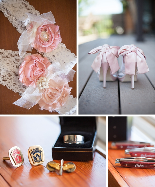 A romantic pink hued wedding in northern Idaho by Kimbry Studios || see more on blog.nearlynewlywed.com