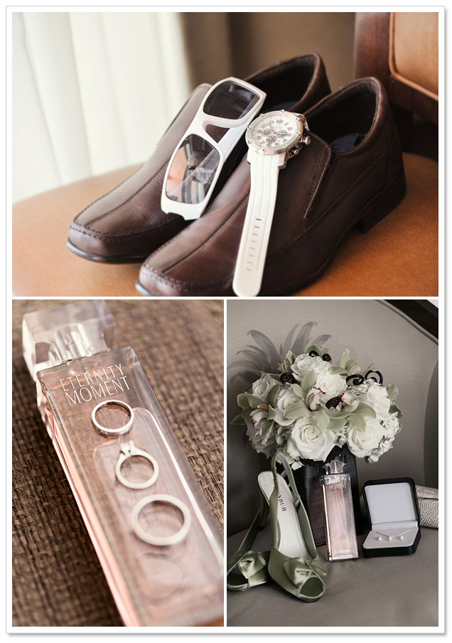 Contemporary Chic Clearwater Beach Wedding by K and K Photography on ArtfullyWed.com