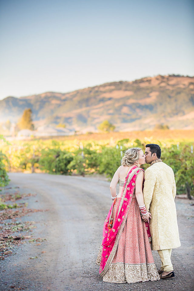 An East meets West multicultural Trentadue Winery wedding by Kreate Photography and L'Relyea Events