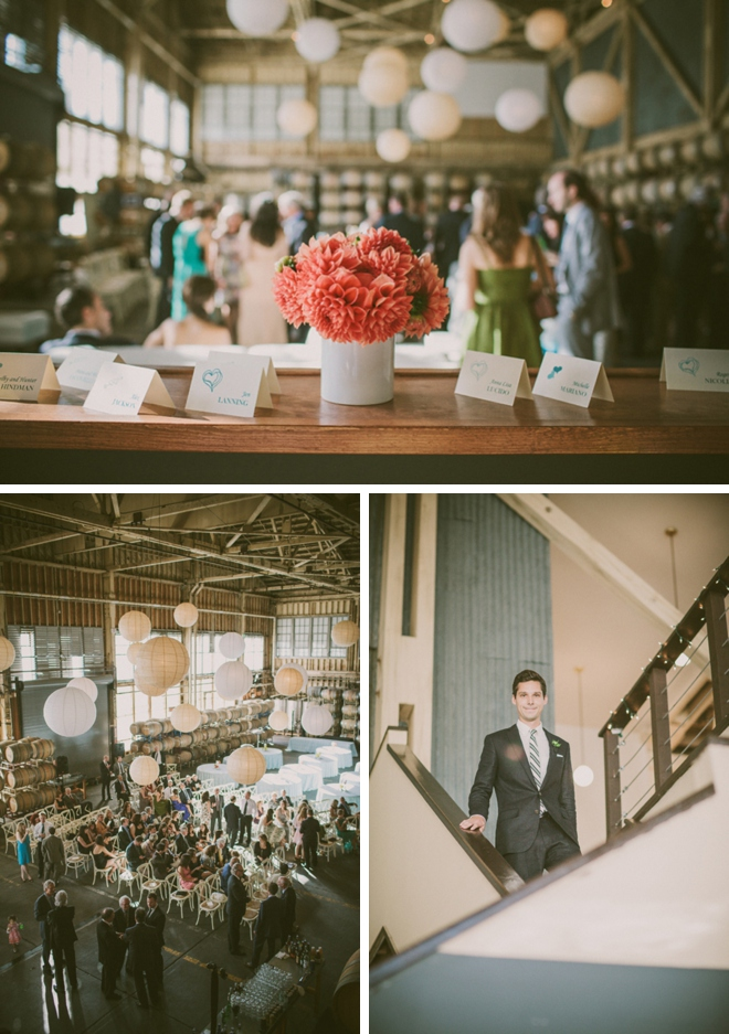 Vintage San Francisco Winery Wedding by Kris Holland Photography on ArtfullyWed.com