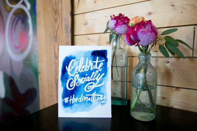 Artistic DIY ideas for a loft wedding   Laura Witherow Photography: laurawitherow.com