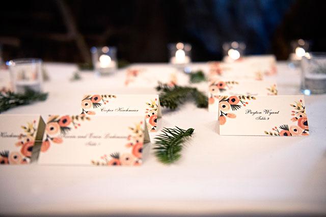 A rustic summer ski lodge wedding in Montana   Lauren Brown Photography: http://www.laurenbrownphoto.com