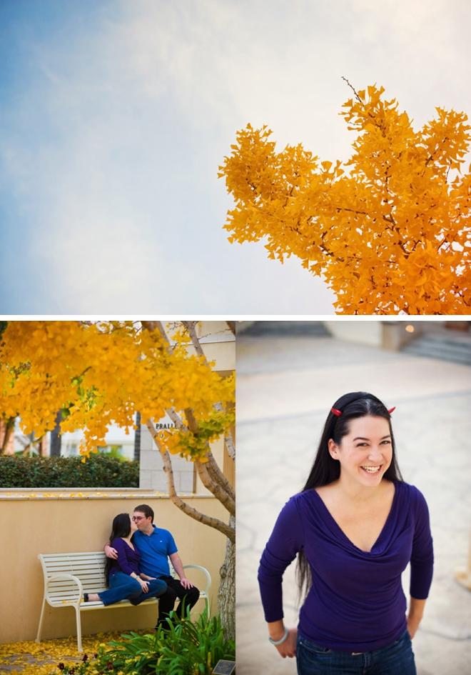 Chapman University Engagement by Luminaire Images