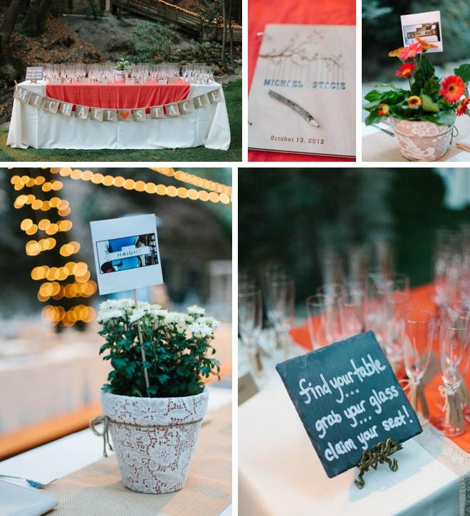 DIY Saratoga Springs Wedding by LightSplash Photography
