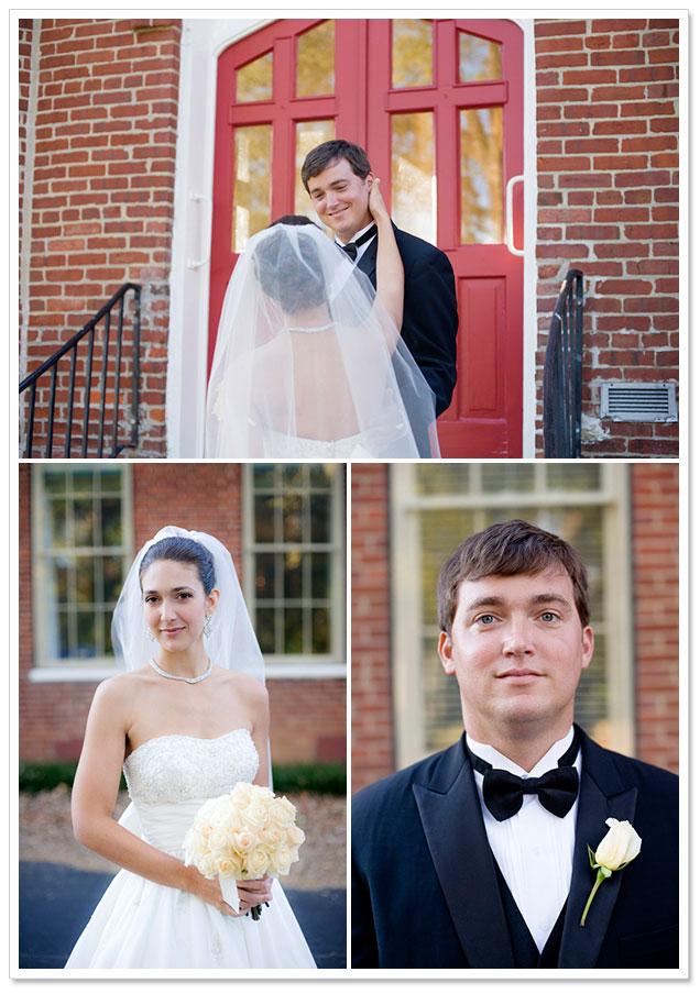 Owl Creek Country Club Wedding by Lizzie Loo Photography on ArtfullyWed.com