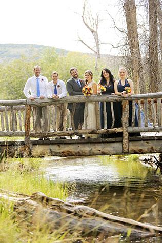 A charmingly rustic farm wedding with chickens   Logan Walker Photography: http://www.loganwalkerphoto.com