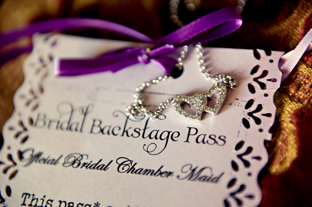 A highly detailed and creative rich purple DIY wedding in California // photos by Luminaire Images: http://www.luminaireimages.com || see more on https://blog.nearlynewlywed.com