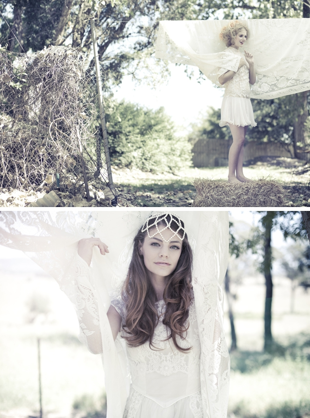 A high fashion styled bridal shoot in Australia by Lifestories - Wedding Photography || see more on blog.nearlynewlywed.com