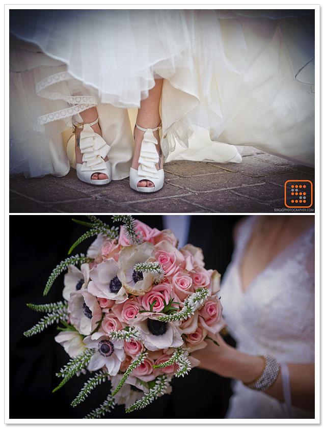 Pebble Creek Country Club Wedding by Sergio Photographer on ArtfullyWed.com