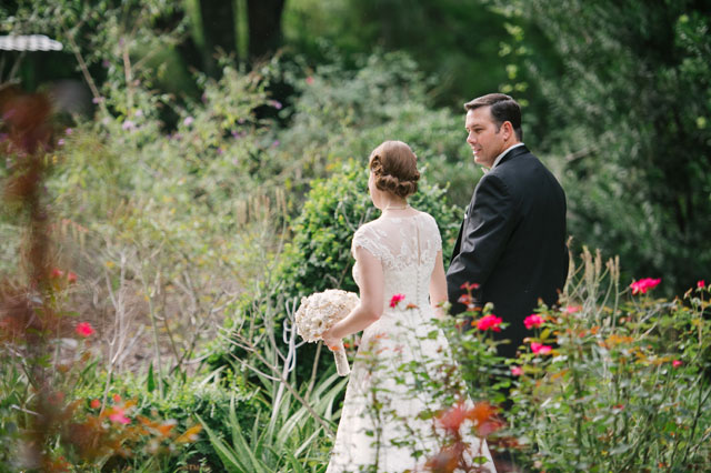 A groom completely surprises his bride-to-be with a wedding celebration   Marissa Moss Photography: marissa-moss.com