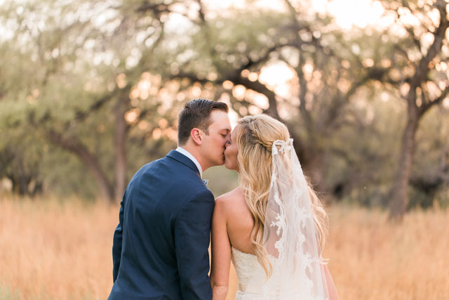 A charming, rustic Agua Linda Farm wedding in autumn by Melissa Holland Photography