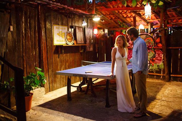 A bohemian, private elopement in paradise   Melissa Mercado Photography: http://melissa-mercado.com
