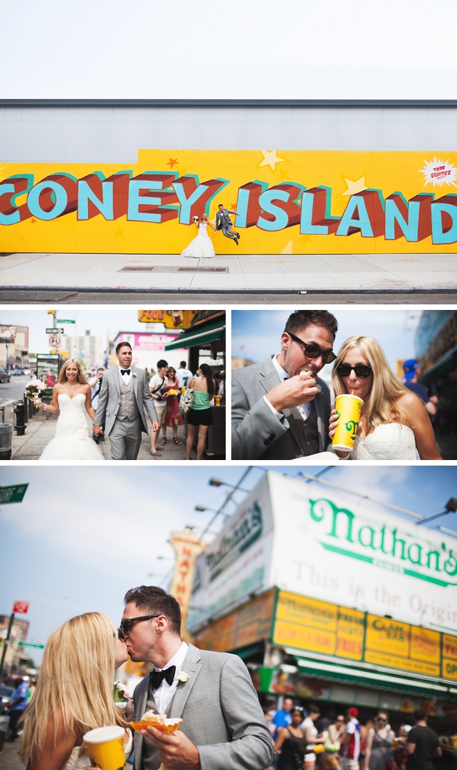 Coney Island Day After Session by Michael Simonitsch Photography on ArtfullyWed.com