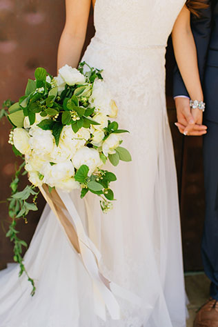 A glam San Francisco wedding blending bohemian style and opulent details by Milou + Olin Photography