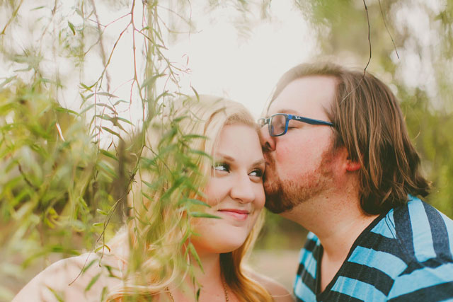 A sun-kissed spring Santa Cruz ranch engagement session // photos by Milou + Olin Photography: http://www.milouandolin.com || see more on https://blog.nearlynewlywed.com