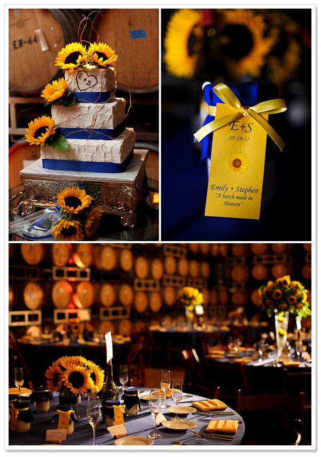 Leoness Cellars Wedding by Michelle Johnson Photography on ArtfullyWed.com