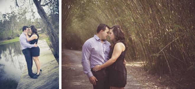 Louisiana Bayou Engagement by MQ Photography