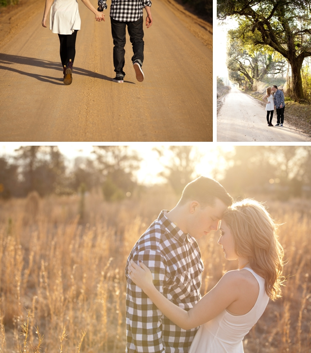 A stylish Southern engagement session in Mobile with a bit of edge by Oracle Imaging & Design || see more on blog.nearlynewlywed.com