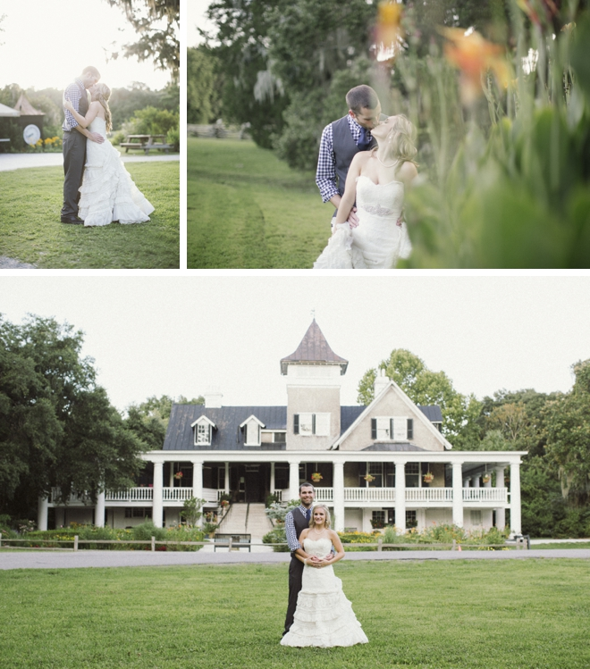 DIY Magnolia Plantation Wedding by Paige Winn Photo