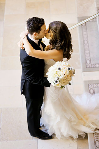 A spectacular, glam and modern Jewish wedding in the mountains of Utah   Pepper Nix Photography: http://www.peppernix.com