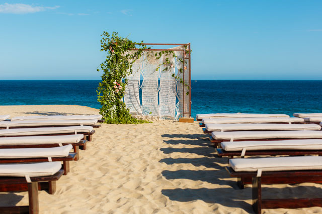 A romantic Villa de Los Suenos wedding in Cabo by Photo by Julieta