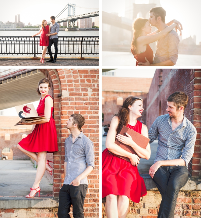 Amelie in Brooklyn Engagement by Photo Philosophies
