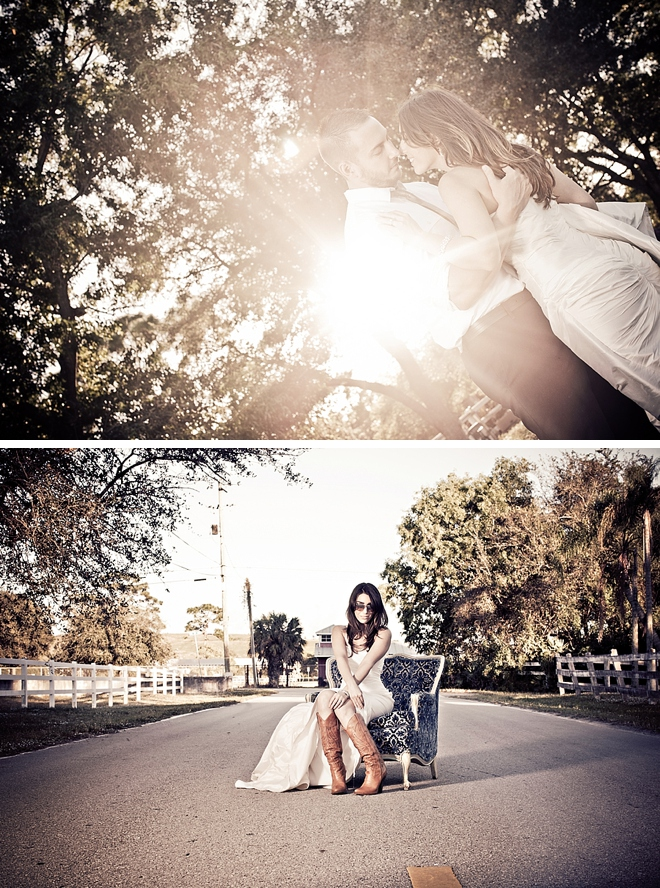 Trash the Dress Session by PS Photography on ArtfullyWed.com
