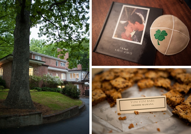 Rockwood Manor Wedding by Rachael Foster Photography on ArtfullyWed.com