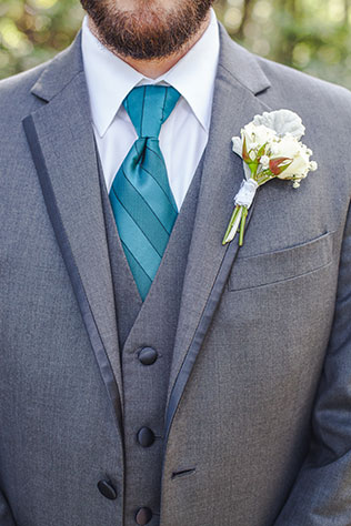 A Labor Day Weekend blue watercolor wedding at Legare Waring House by Richard Bell Photography