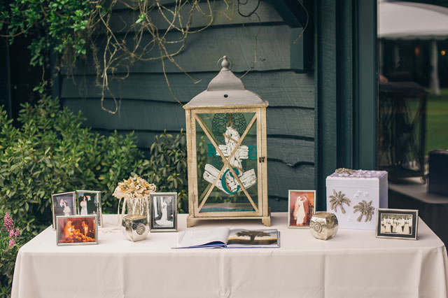 A nautical summer wedding in South Carolina with a vibrant coral and teal palette | Richard Bell Photography: http://www.charlestonwedding.com