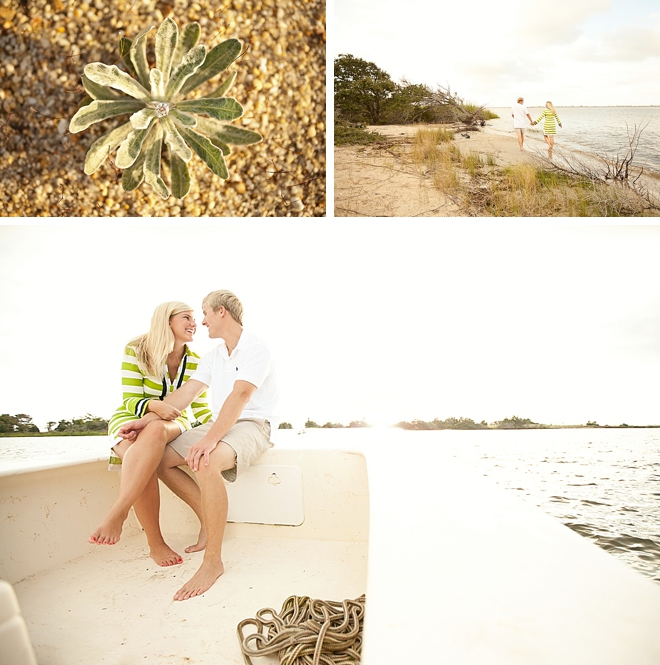 Outer Banks Engagement by Robyn Van Dyke Photography on ArtfullyWed.com